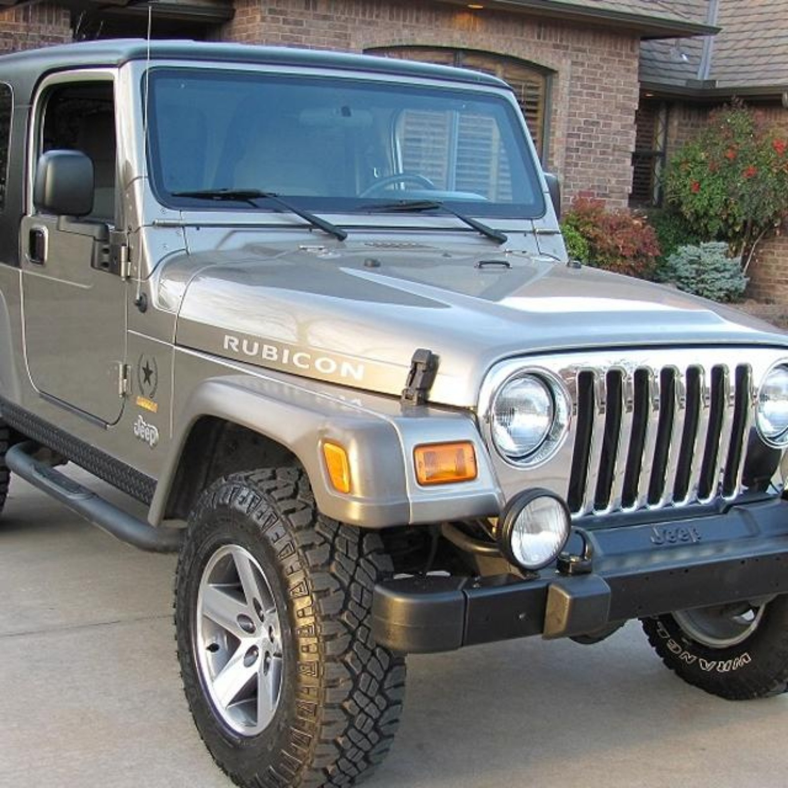 Always Maintained 2005 Jeep Wrangler Rubicon