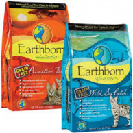 Earthborn Holistic Dry Food for Cats