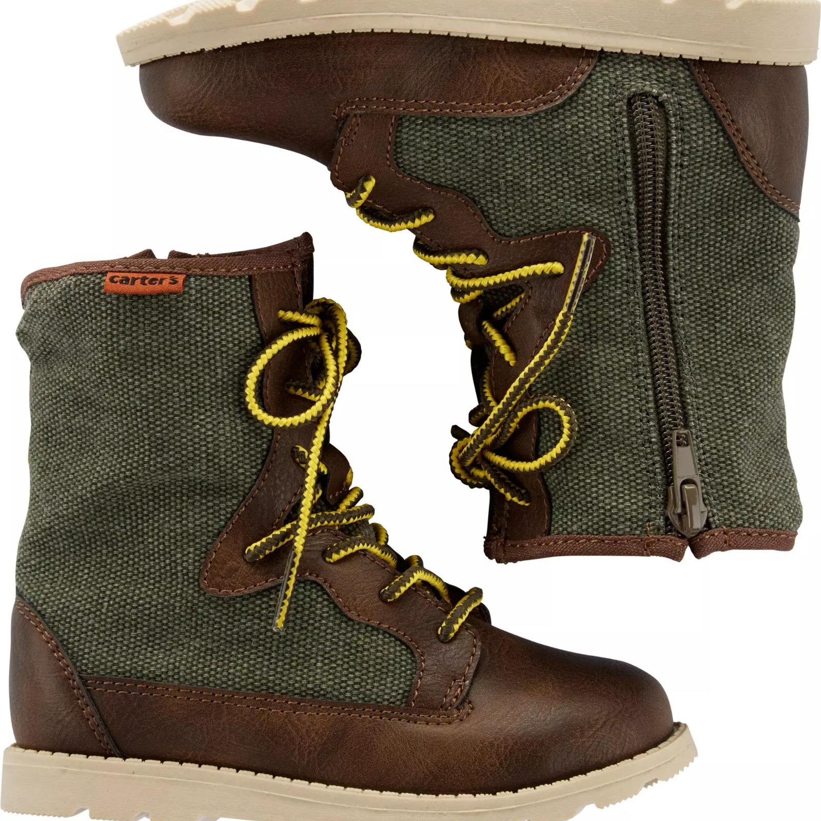 Carters High Top Hiker Boots
