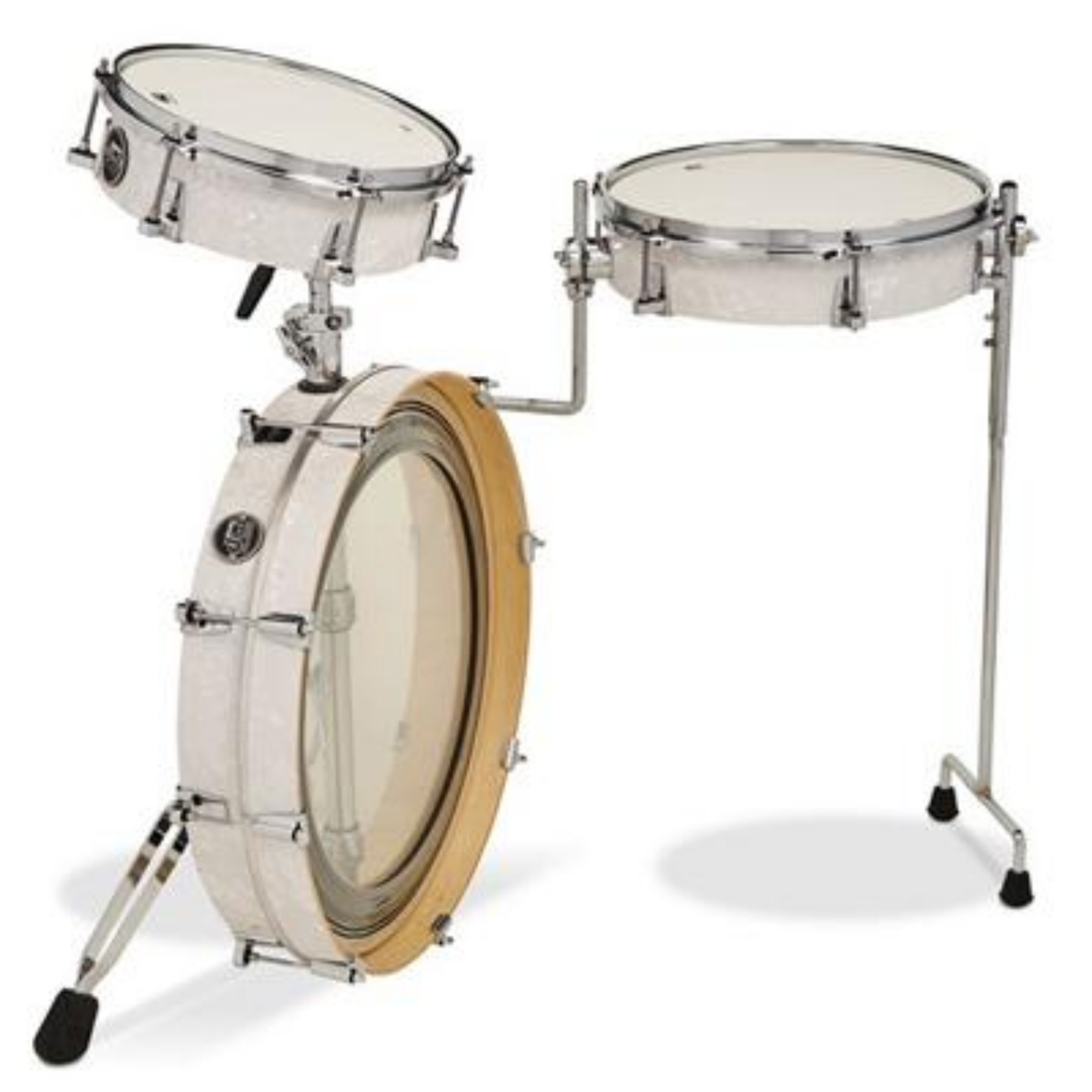 Drum Workshop Performance Series Low Pro 3-Piece Shell Pack