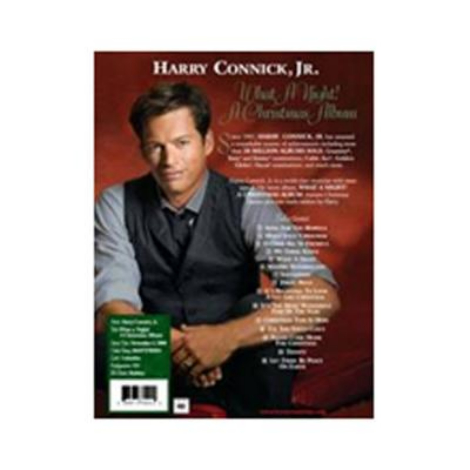 nspire Entertainment Harry Connick JR-What a Night