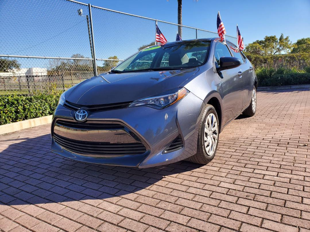 Toyota Corolla 2019 11k Millas Down Pay