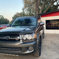 2006 Toyota Sequoia 186.000 millas