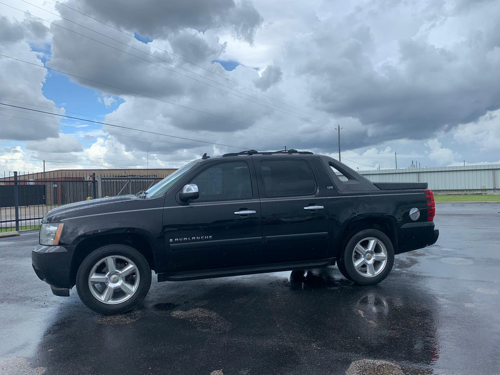 2007 Chevy avalanche